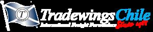 Logo Tradewings Blanco